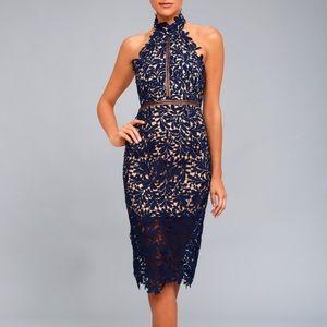 NWT Lulus Divine Destiny Dress